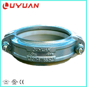 Galvanized Grooved Pipe Fitting for Fire Sprinkler System with FM UL Ce Certifications pictures & photos