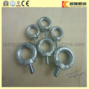 Drop Forged Galvanizing Lifting Rigging Eye Bolts DIN580 pictures & photos