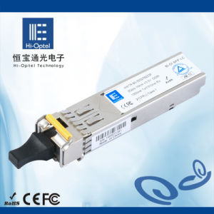 3G/6G Optical Transceiver SFP/XFP Dulex/Bi-Di pictures & photos