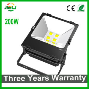 Outdoor Waterproof 200W LED Floodlight for Project pictures & photos