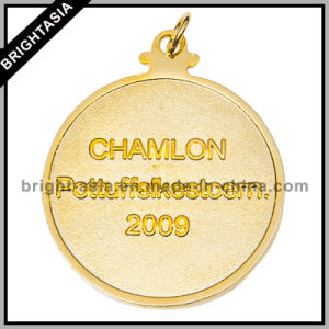 Bespoke High Quality Medal with Self-Designed Logo (BYH-101046) pictures & photos