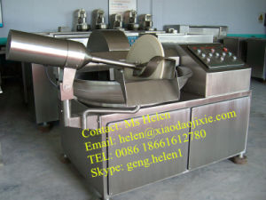 Big Capacity Meat Bowl Cutter/ Meat Bowl Cutter Machine pictures & photos