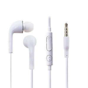 Popular White Mic Headphone for Samsung S5/S4/S3, Earphone for Samsung S5/S4/S3 pictures & photos