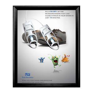 Super slim Snap frame Poster frame-DY01