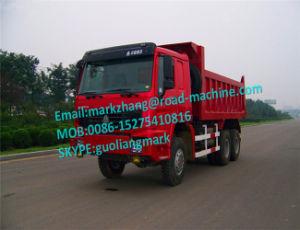 Sinotruk HOWO All Wheel Drive Dump Truck 6X6 336/371HP Fiji pictures & photos