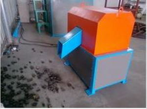 Waste Tire Recyclnig Rubber Powder Machinery / Used Tire Recycling Machine
