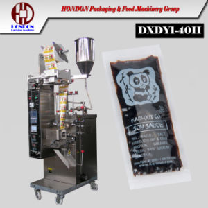 Drinking Water Sachet Packing Machine with Portable Sachet pictures & photos