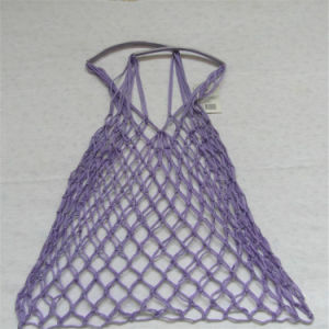 Knotted Nylon Mesh Package Bag pictures & photos