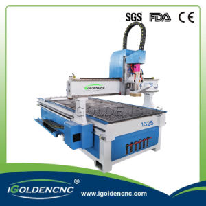 9kw Water Cooling Spindle Atc CNC Router Machine 1325 pictures & photos
