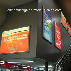 Advertising Light Boxes Aluminium Frame with LED Light Box pictures & photos