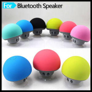 Mushroom Cute Style Portable Bluetooth Wireless Stereo Mini Speaker Hands Free pictures & photos