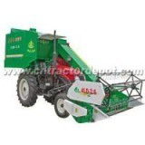 Farm Machinery Grain Combine Harvester Machine (4LD-2.6)
