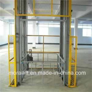 Vertical Electric Lift for Warehouse Cargo Transporting pictures & photos