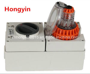 Excellent Quality 56sv315 Combination Switch Industrial Plug and Socket pictures & photos