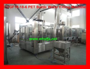 3 in 1 Bottle Water Automatic Filling Machine (CCGF18-18-6)
