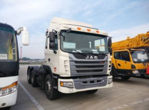 JAC 420HP 6X4 Tractor Truck pictures & photos