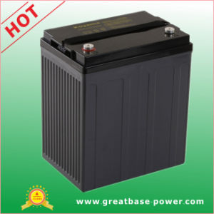 High Quality Long Life Deep Cycle Power Storage Battery 200ah 8V pictures & photos