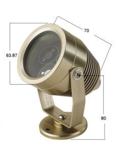 LED Flood Light, IP68 Waterproof Garden Spot 3W pictures & photos