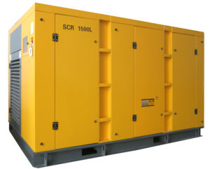 Low Pressure Screw Air Compressor pictures & photos