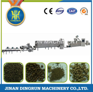 Stainless steel floating fishing feed machine/production line/processing line pictures & photos