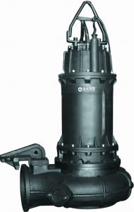 Chinese Famous Wq Series Submersible Sewage Pump pictures & photos
