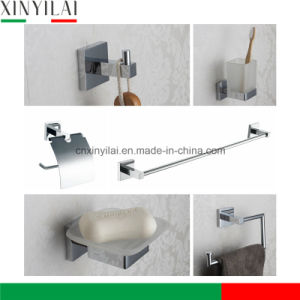 High Quality Chrome of Brass 6pcs′ Accessories Set for Bathroom pictures & photos