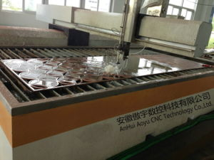 Abrasive Water Jet Cutting Machine pictures & photos