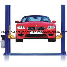 Single Side Manual Release Two Post Car Lift pictures & photos