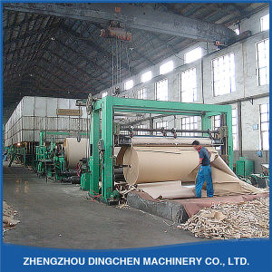 (DC 2400mm) Liner Paper Making Machine pictures & photos