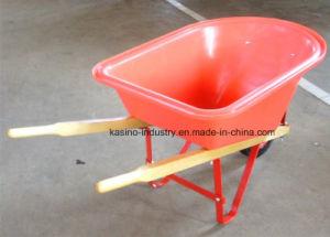 10kgs Capacity Plastic Kid′s Wheelbarrow Wh0202 pictures & photos