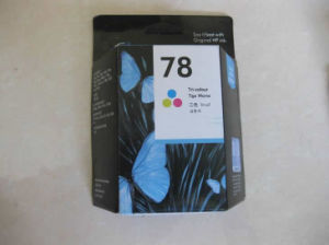 High Quality Color Inkjet Cartridges for HP78d (C6578D)