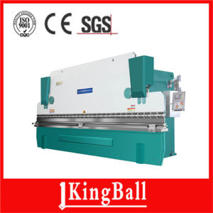 Press Brake Wc67y-80/4000 CE Certification with CNC Controller pictures & photos