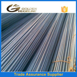 Hot Rolled Screw Thread Steel Rebar pictures & photos