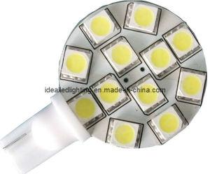 LED T10 12LED Auto Bulb, 10-30VDC