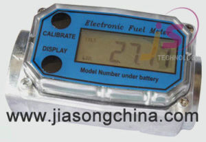 Fuel Pump Turbine Digital Flow Meter pictures & photos