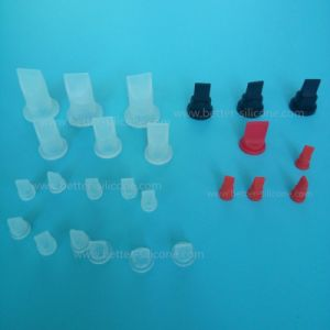 Molded Air/Water EPDM Silicone Rubber Duckbill Check Valve pictures & photos