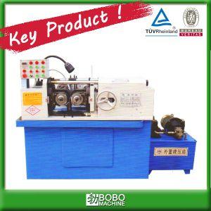 Hydraulic Steel Bar Threading Machine pictures & photos