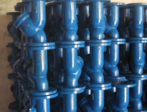 JIS/API/DIN Cast Steel Y Strainer (GL41H-150LB-DN100) pictures & photos
