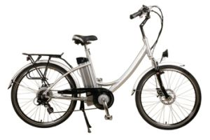 Cheap Pedal Assisted Electric City Bike EN15194 (TDF01Z-603) pictures & photos