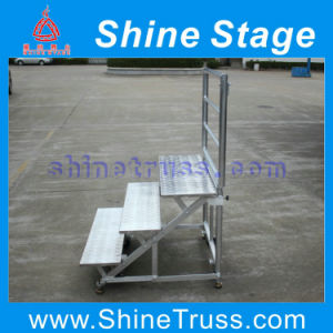 Aluminum Choral Stage Chorus Stand Stage pictures & photos