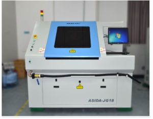 High Precision UV Laser Cutting Machine with Ce Certification pictures & photos