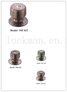 Competitive Knob Lock Handle Door Handle pictures & photos