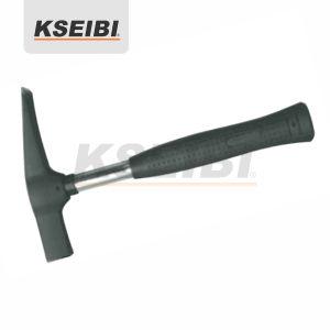 Forged Kseibi Mason′s Hammer with Tubular Handle pictures & photos