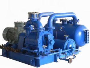 Jzj2b150-2.1 Roots Water-Ring Vacuum Unit