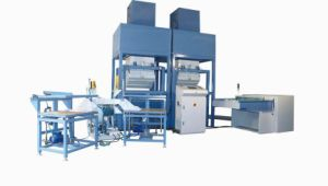 Best Price Cushion Stuffing Machine with Weighing System pictures & photos
