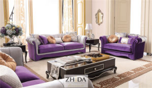 High Quality Comfortable Fabric Sofa pictures & photos