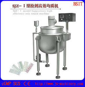 U Type Omni-Automatic Suppository Filling-Sealing Machine pictures & photos