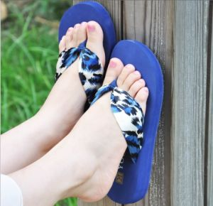 High Heel Flip Flops Slipper pictures & photos