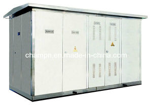Fabricated Substation with Stainless Steel Casing