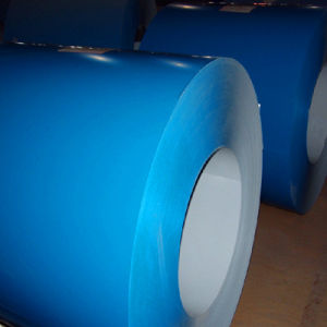 Coated Surface with Prepainted Galvanized Coil (Ral2002) pictures & photos